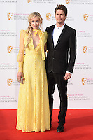 Fearne Cotton and Jesse Wood<br /> at the 2016 BAFTA TV Awards, Royal Festival Hall, London<br /> <br /> <br /> &copy;Ash Knotek  D3115 8/05/2016