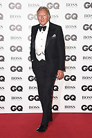 LONDON, UK. September 05, 2018: Harold Tillman at the GQ Men of the Year Awards 2018 at the Tate Modern, London