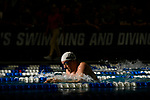 GREENSBORO, NC - MARCH 17: Marius Mikalauskas of Grand Valley competes in the preliminary heats of the Men's 200 Yard Breaststroke during the Division II Men's and Women's Swimming & Diving Championship held at the Greensboro Aquatic Center on March 17, 2018 in Greensboro, North Carolina. (Photo by Mike Comer/NCAA Photos/NCAA Photos via Getty Images)