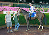 Risky Guy winning at Delaware Park on 9/30/15