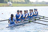 Race: 33  Event: W Schools 8+  Heat A<br /> <br /> Wallingford Regatta 2018<br /> <br /> To purchase this photo, or to see pricing information for Prints and Downloads, click the blue 'Add to Cart' button at the top-right of the page.