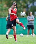 15.06.2011, Steinbergstadion, Leogang, AUT, FIFA WOMENS WORLDCUP 2011, PREPERATION, USA, im Bild Alex Morgan, (USA, #13) während eines Trainings zur Vorbereitung auf die FIFA Damen Fussball Weltmeisterschaft 2011 in Deutschland // during a Trainingssession for the FIFA Women´s Worldcup 2011 in Germany, on 2011/06/15, Steinberg Stadium, Leogang, Austria, EXPA Pictures © 2011, PhotoCredit: EXPA/ J. Feichter