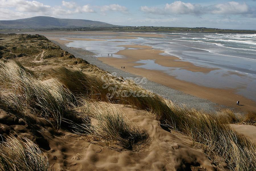 Strandhill beach Sligo, Ireland.Picture James Horan