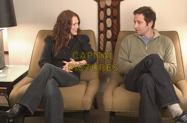 Julianne Moore & David Duchovny.in Trust The Man  .*Filmstill - Editorial Use Only*.CAP/PLF.Supplied by Capital Pictures.