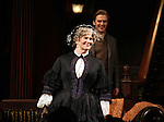 Judith Ivey & Dan Stevens during the Broadway Opening Night Performance Curtain Call for 'The Heiress' at The Walter Kerr Theatre on 11/01/2012 in New York.