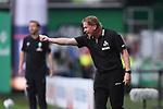 Trainer Markus Gisdol (1. FC Koeln).<br /><br />Sport: Fussball: 1. Bundesliga:: nphgm001:  Saison 19/20: 34. Spieltag: SV Werder Bremen - 1. FC Koeln, 27.06.2020<br /><br />Foto: Marvin Ibo GŸngšr/GES/Pool/via gumzmedia/nordphoto