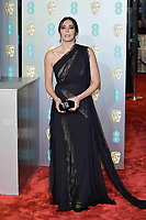 LONDON, UK - FEBRUARY 10: Nadine Labaki at the 72nd British Academy Film Awards held at Albert Hall on February 10, 2019 in London, United Kingdom. Photo: imageSPACE/MediaPunch<br /> CAP/MPI/IS<br /> ©IS/MPI/Capital Pictures
