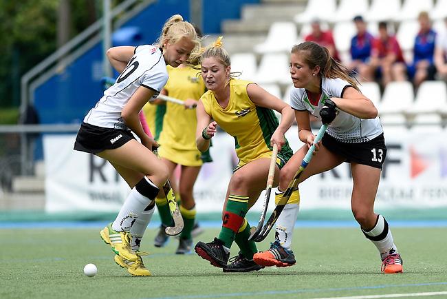 Hockey - FIH - U16 - Girls - Australia v Germany | Dirk Markgraf