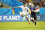 Pedro Rodriguez (ESP), JUN 13, 2014 - Football / Soccer : FIFA World Cup Brasil<br /> match between Spain and Netherlands at the Arena Fonte Nova in Salvador de Bahia, Brasil. (Photo by AFLO) [3604]