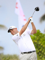 151204  American Bill Haas during Friday's Second Round of The Hero World Challenge, at The Albany Golf Club in New Providence, Nassau, Bahamas.(photo credit : kenneth e. dennis/kendennisphoto.com)