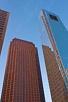 Comcast Center, Bell Atlantic Tower, Downtown, Philadelphia, PA, Penn Center, Market West,  Skyline, Buildings, Skyscrapers, Pennsylvania,