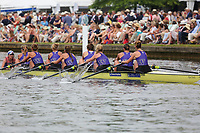 THE REMENHAM CHALLENGE CUP<br /> University of Washington, USA (21)<br /> The Tideway Scullers'  School (16)<br /> <br /> Henley Royal Regatta 2018 - Wednesday<br /> <br /> To purchase this photo, or to see pricing information for Prints and Downloads, click the blue 'Add to Cart' button at the top-right of the page.