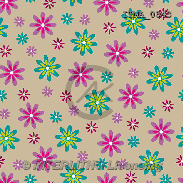 MARA, FLOWERS, BLUMEN, FLORES, paintings+++++,ITMA0043,#F# ,giftwrap everyday