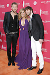 Charles Kelley, Hillary Scott and Dave Havwood  at The 44th Annual Academy Of Country Music Awards held at The MGM Grand Arena in Las Vegas, California on April 05,2009                                                                     Copyright 2009 RockinExposures