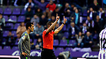 Referee during La Liga match. March 31, 2019. (ALTERPHOTOS/Manu R.B.)