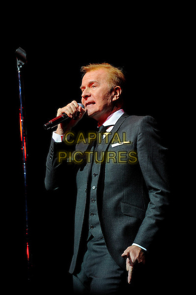 LONDON, ENGLAND - March 30: Martin Fry of ABC performs in concert at the Theatre Royal, Drury Lane on March 30, 2014 in London, England<br /> CAP/MAR<br /> &copy; Martin Harris/Capital Pictures