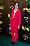 "Nadia de Santiago attends the premiere of the film ""El bar"" at Callao Cinema in Madrid, Spain. March 22, 2017. (ALTERPHOTOS / Rodrigo Jimenez)"