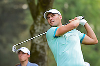 Martin Kaymer (DEU) watches his tee shot on 7 during round 3 of the World Golf Championships, Mexico, Club De Golf Chapultepec, Mexico City, Mexico. 3/4/2017.<br /> Picture: Golffile | Ken Murray<br /> <br /> <br /> All photo usage must carry mandatory copyright credit (&copy; Golffile | Ken Murray)