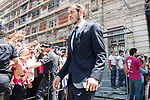 Real Madrid's Gareth Bale leaves Seat of Government in Madrid, May 22, 2017. Spain.<br /> (ALTERPHOTOS/BorjaB.Hojas)