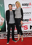 "Jenna Elfman & Bodhi Elfman at the Screen Gems' L.A. Premiere of ""Easy A"" held at The Grauman's Chinese Theatre in Hollywood, California on September 13,2010                                                                               © 2010 Hollywood Press Agency"