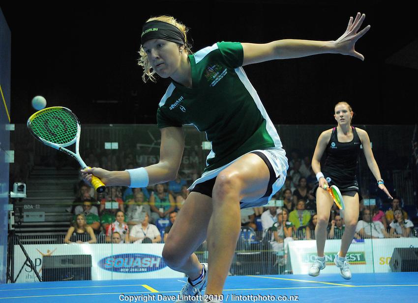 Squash - Women's World Teams Championships, 4 December 2010