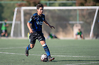 Earthquakes Boys Academy U15 fall 0-3 versus Seattle Sounders; Evergreen Valley College, September 23, 2018.