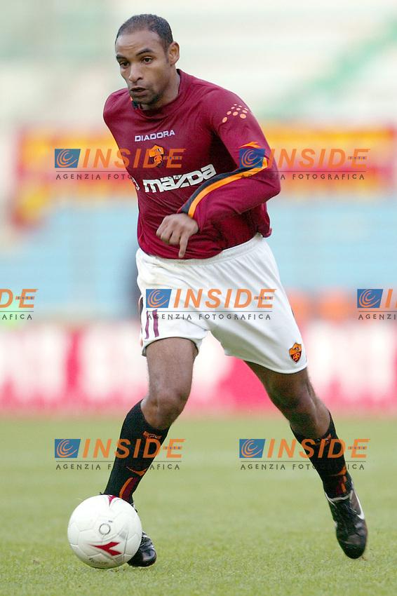 Roma 30/11/2003 <br /> Roma Lecce 3-1<br /> Emerson (Roma)<br /> Foto Andrea Staccioli Insidefoto