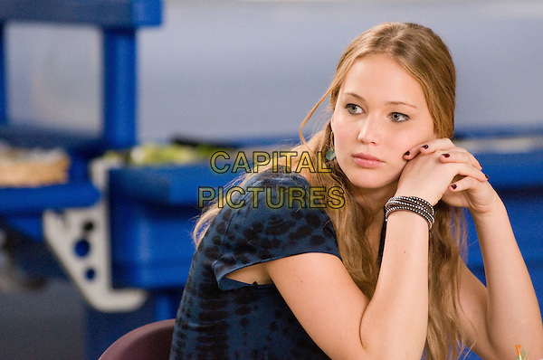 Jennifer Lawrence<br /> in The Beaver (2011) <br /> *Filmstill - Editorial Use Only*<br /> CAP/NFS<br /> Image supplied by Capital Pictures