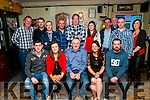 60th Birthday : Eddie Doran, Brosna celebrating his 60th birthday with family & friends at the Saddle Bar, Listowel on Saturday night last.