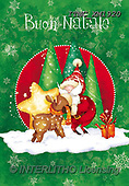 Marcello, CHRISTMAS SANTA, SNOWMAN, WEIHNACHTSMÄNNER, SCHNEEMÄNNER, PAPÁ NOEL, MUÑECOS DE NIEVE, paintings+++++,ITMCXM1920,#X#