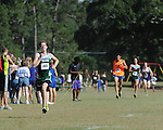 Images of both men and women's action at the LSU Cross Country Invitational held at the Highland Race Course in Baton Rouge, LA.