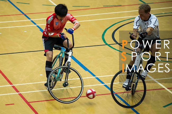 Bike portfolio images. Photo by Alberto Lessmann / The Power of Sport ImagesPlayers in action during the BWF Badminton World Championships at the Tianhe Gymnasium on August 2013 in Guangzhou, China. Photo by Victor FraileRiders in action during the UCI Cycle-Ball World Cup on August 17, 2013 at the Chai Wan Sports Centre in Hong Kong, China. Photo by Victor Fraile