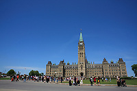 Ottawa (ON) CANADA - Mai 21, 2012 -- House of commons...