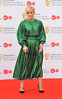 Jane Krakowski at the British Academy (BAFTA) Television Awards 2019, Royal Festival Hall, Southbank Centre, Belvedere Road, London, England, UK, on Sunday 12th May 2019.<br /> CAP/CAN<br /> &copy;CAN/Capital Pictures