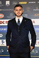Mauro Icardi<br /> Milano 3-12-2018 Gran Gala Calcio AIC Associazione Italiana Calciatori <br /> Daniele Buffa / Image Sport / Insidefoto