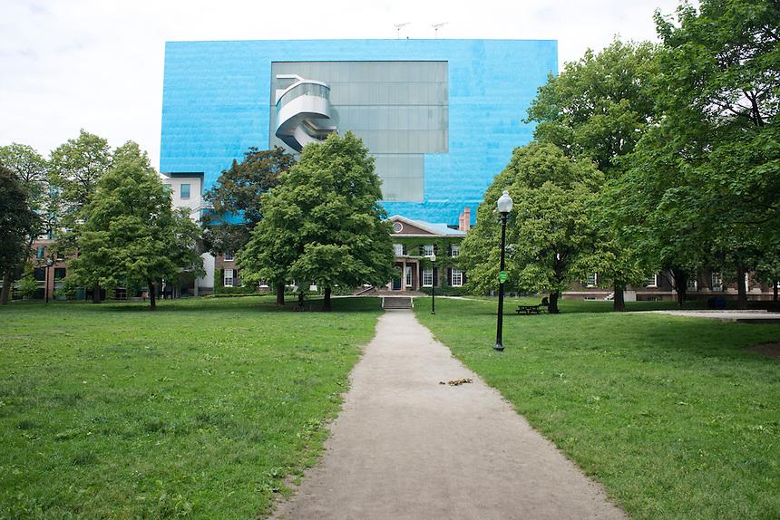 Art Gallery of Ontario. Toronto, Ontario, Canada