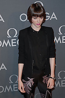 New York, NY - June 10 : Coco Rocha attends the OMEGA Speedmaster Dark Side<br /> of the Moon Launch Event held at Cedar Lake on June 10, 2014 in<br /> New York City. Photo by Brent N. Clarke / Starlitepics