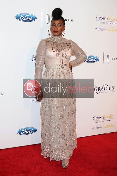 Aunjanue Ellis<br /> at the 41st Annual Gracie Awards Gala, Beverly Wilshire Hotel, Beverly Hills, CA 05-24-16<br /> David Edwards/DailyCeleb.com 818-249-4998
