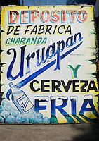 Distillery of Charanda Uruapan, Uruapan, Michoacan. Aromas y Sabores with Chef Patricia Quintana