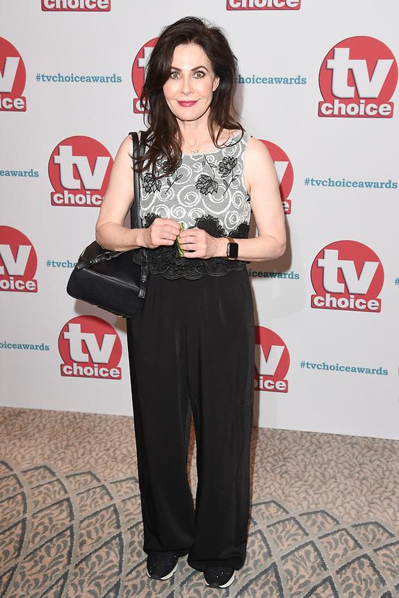 Sally Dexter<br /> arriving for the TV Choice Awards 2017 at The Dorchester Hotel, London. <br /> <br /> <br /> ©Ash Knotek  D3303  04/09/2017