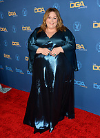 LOS ANGELES, USA. January 25, 2020: Chrissy Metz at the 72nd Annual Directors Guild Awards at the Ritz-Carlton Hotel.<br /> Picture: Paul Smith/Featureflash