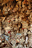 USA, Alaska, Homer, the Salty Dawg Saloon, the walls are covered in signed one dollar bills, Land's End, the Homer Spit