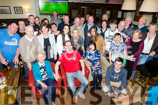 Surprise Party For Mike Crowley Killerisk Tralee Celebrating His 50th Birthday With Family