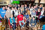 Surprise party for Mike Crowley, Killerisk, Tralee,  celebrating his 50th birthday with family and friends at Gally's bar on Friday