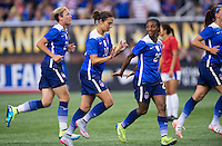 USWNT vs Haiti, September 17, 2015