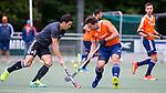 DEN HAAG - Sander Baart tijdens  de trainingswedstrijd hockey Nederland-Argentinie (1-2). COPYRIGHT KOEN SUYK