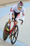Sakura Tsukagoshi (JPN), <br /> AUGUST 16, 2016 - Cycling : <br /> Women's Omnium 25km Points Race <br /> at Rio Olympic Velodrome <br /> during the Rio 2016 Olympic Games in Rio de Janeiro, Brazil. <br /> (Photo by Sho Tamura/AFLO SPORT)