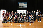 National Wheelchair Rugby Championships 2013 - Day Three<br />