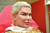 Rodrigo Alves visited the Beauty Center &quot; Star Beauty&quot;. Moscow, Russia - 02 Oct 2018<br /> **Not for sale in Russia or FSU**<br /> CAP/PER/EN<br /> &copy;EN/PER/Capital Pictures