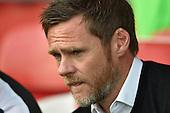 31/07/2015  Fleetwood Town v Getafe PSF<br /> <br /> Graham Alexander, Fleetwood Town manager